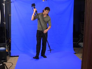 Reflecmedia – Green and Blue screen Chromakey