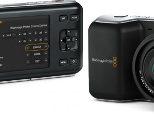 Blackmagic Design: Blackmagic Pocket Cinema Camera
